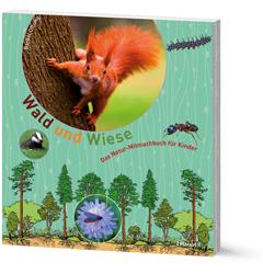 Mitmachbuch Wald und Wiese