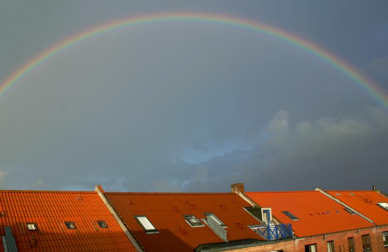 Welche Farben Hat Ein Regenbogen Natur Erleben Beobachten